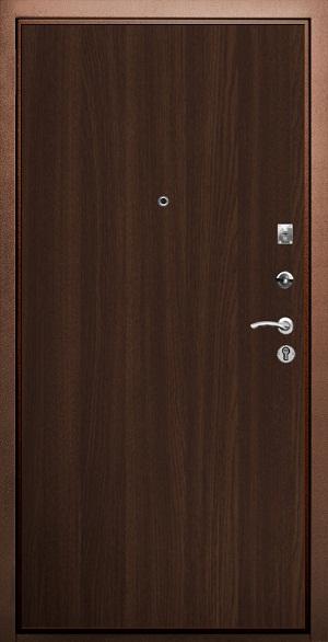 входные металлические двери ламинированные с одной стороны